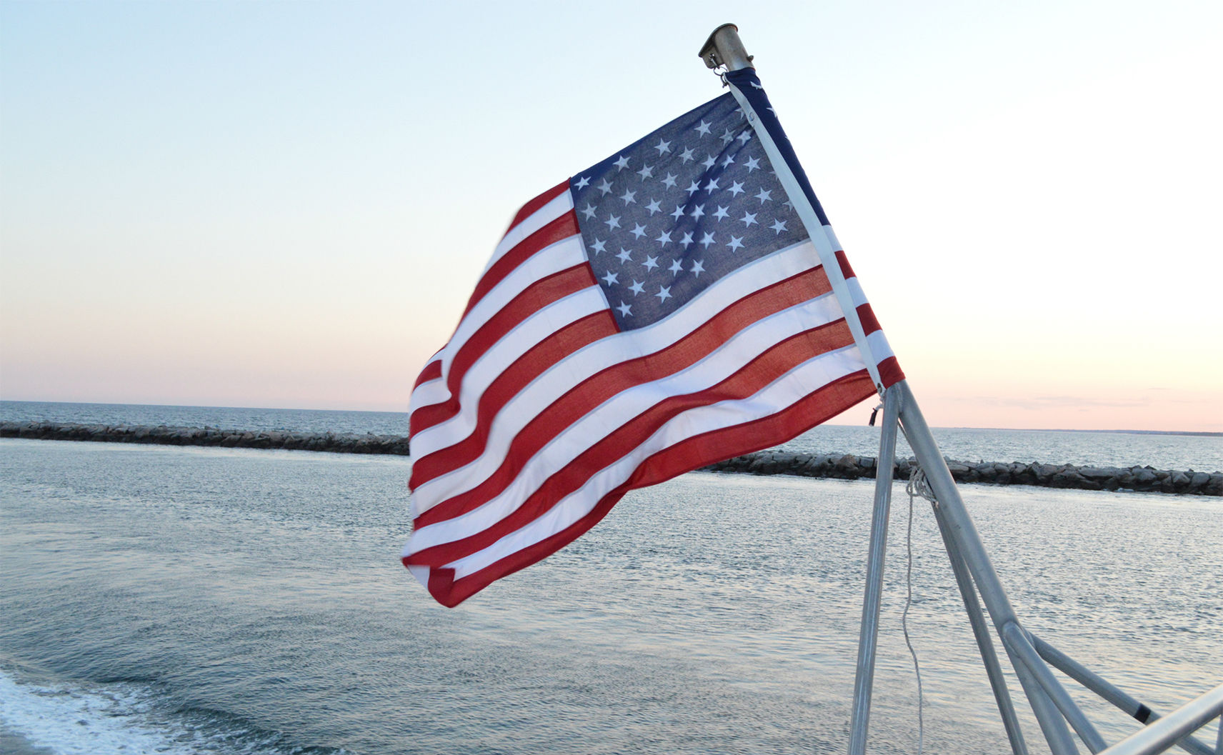 Sail Away on the 4th