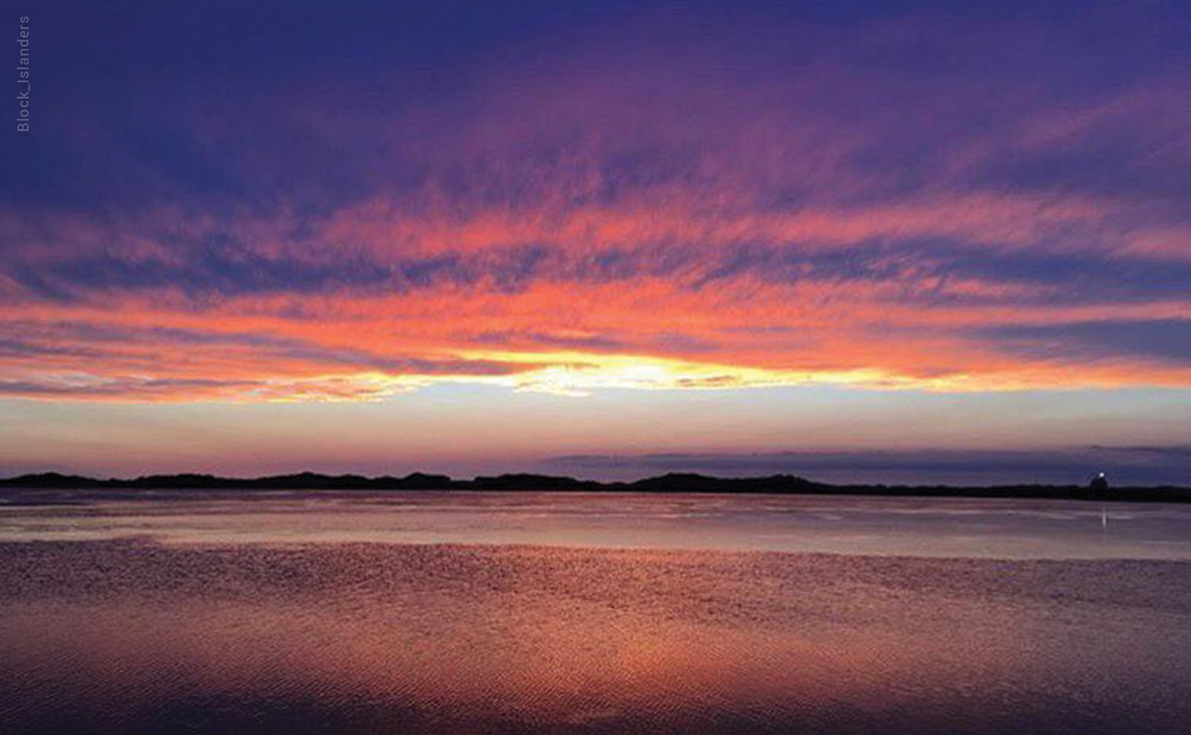 Block Island's Best Seats For Sunset