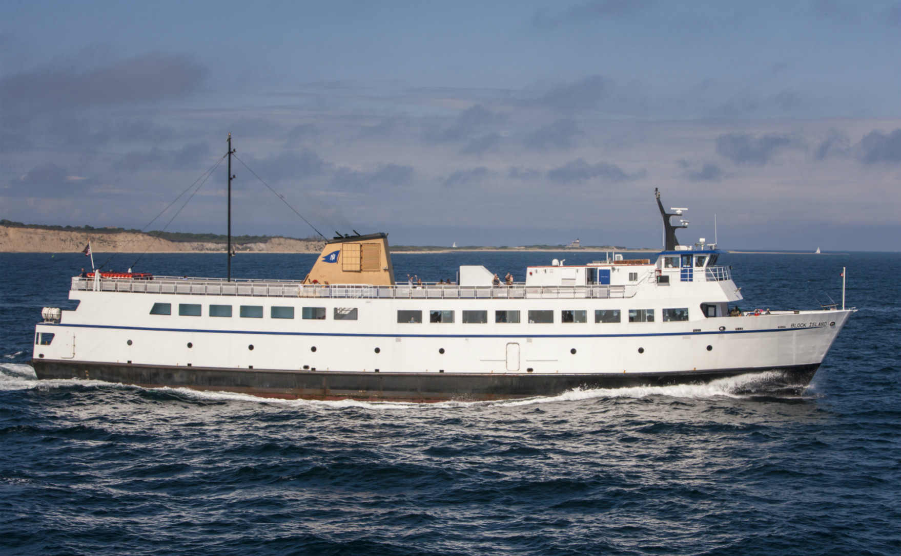 ferry spotlight – m.v. block island | block island ferry