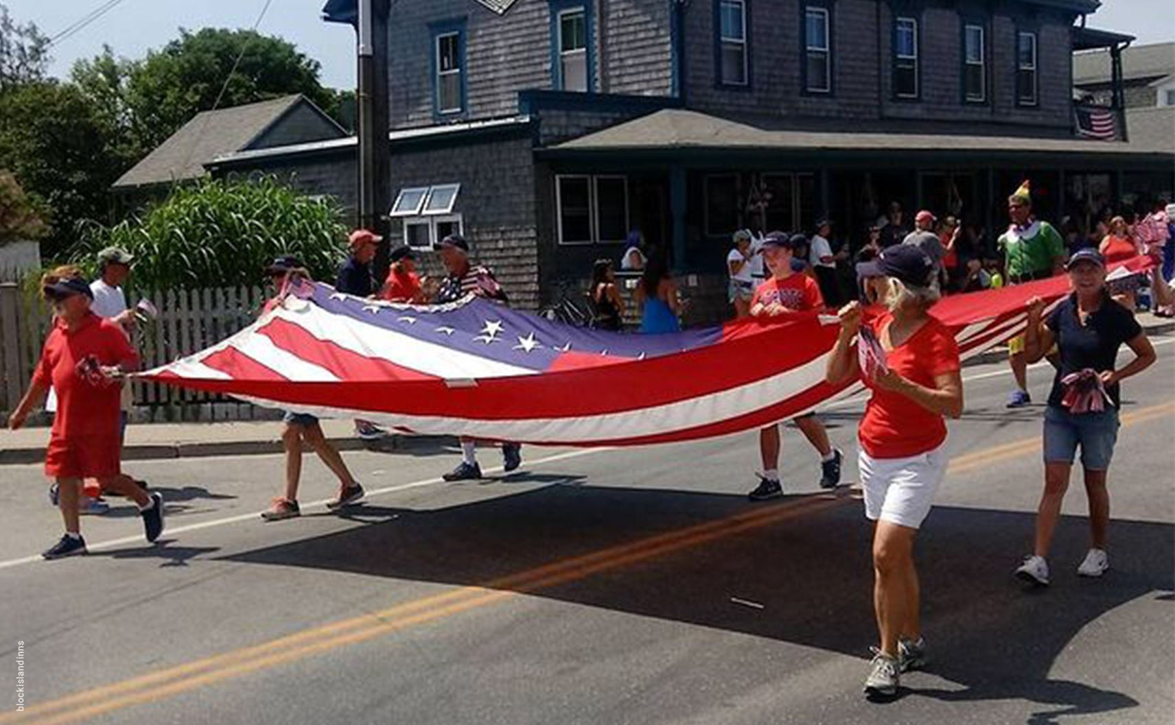 Fourth of July Returns to Block Island