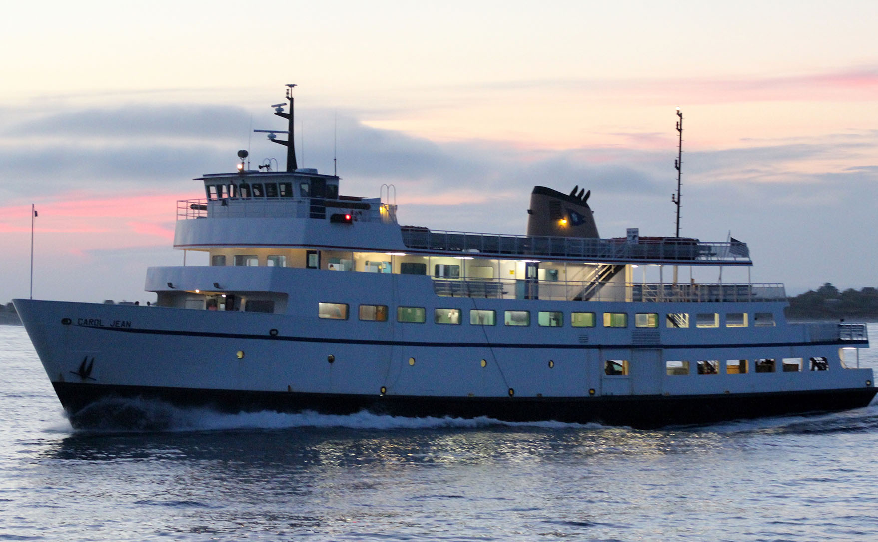 history of the block island ferry fleet: carol jean | block island ferry