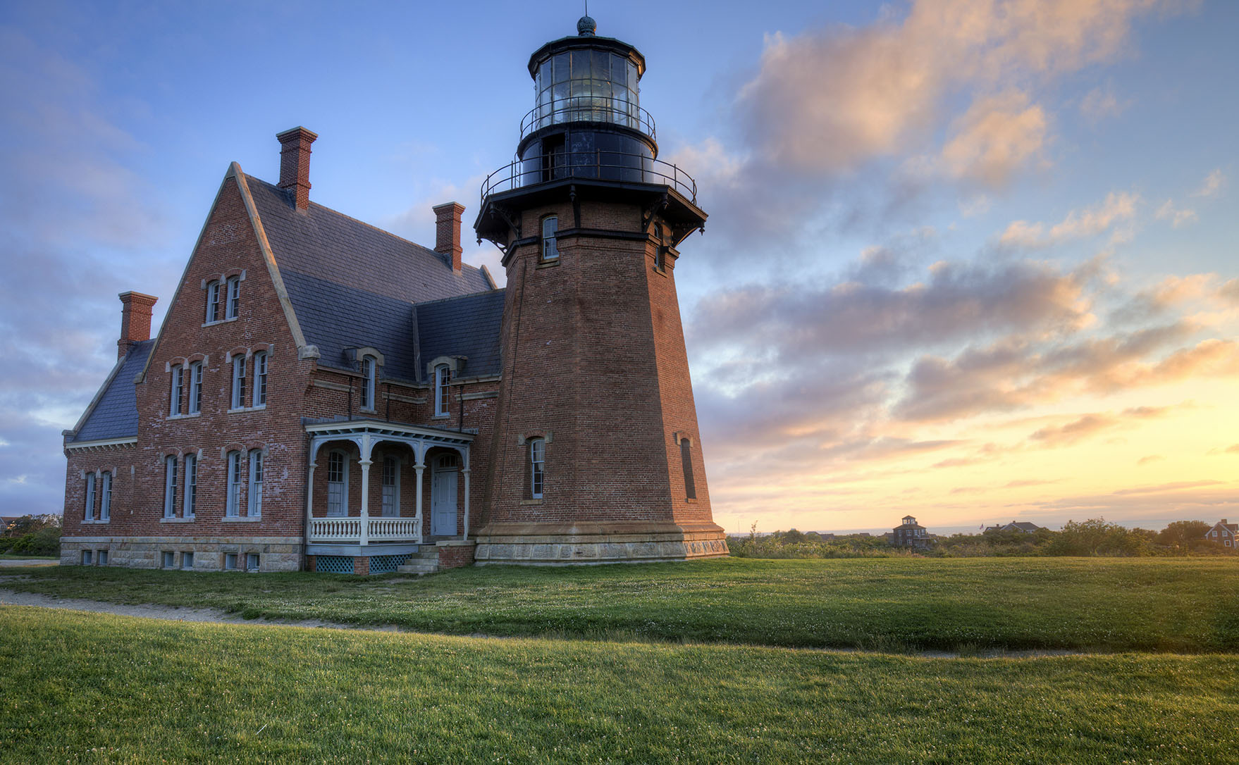 The History of the Block Island Lighthouses