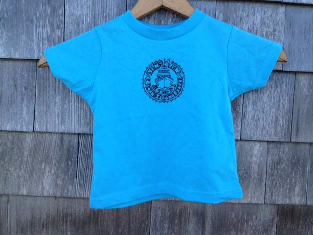 Block Island Ferry Toddler Tee