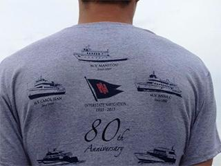 80th Anniversary Adult Tee Shirt