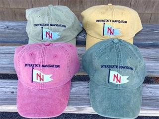 Interstate Navigation Hat