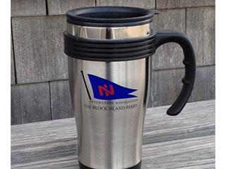 Block Island Ferry Travel Mug