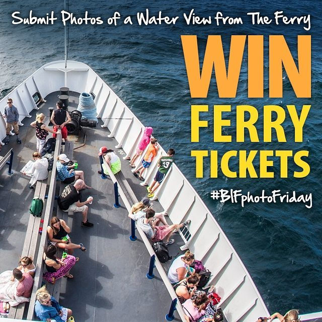 Win Ferry Tickets #BIFphotoFriday