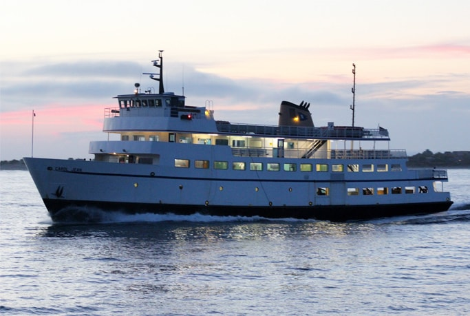 Our Fleet | Block Island Ferry